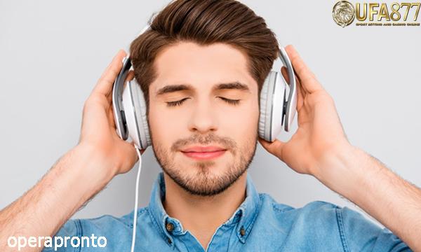 ทำไมเพลงถึงช่วยผ่อนคลายจิตใจ