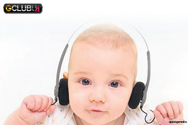ดนตรีส่งผลต่อสมองของลูกน้อยอย่างไร